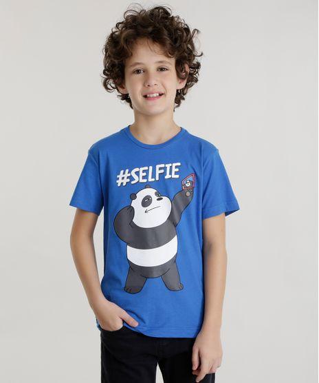 Camiseta---Selfie--Azul-8568689-Azul_1