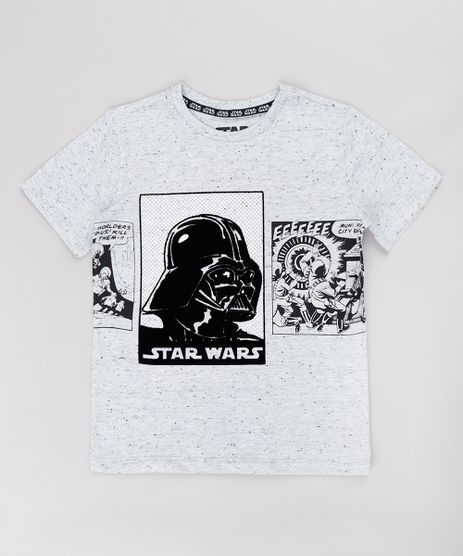 Camiseta-Infantil-Star-Wars-Manga-Curta-Cinza-Mescla-9758312-Cinza_Mescla_1