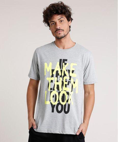 Camiseta-Masculina-Esportiva-Ace--Make-Them-Look--Manga-Curta-Gola-Careca-Cinza-Mescla-9747950-Cinza_Mescla_1