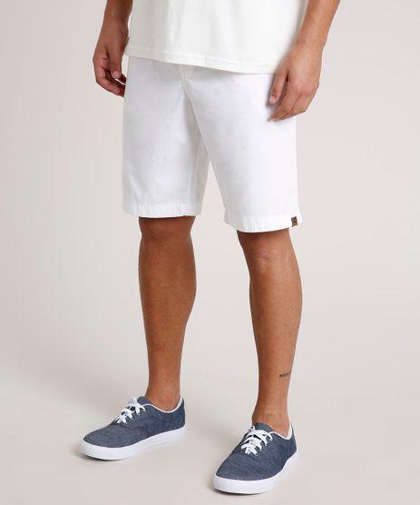 Bermuda-de-Sarja-Masculina-Reta-com-Bolsos-Off-White-9769297-Off_White_1