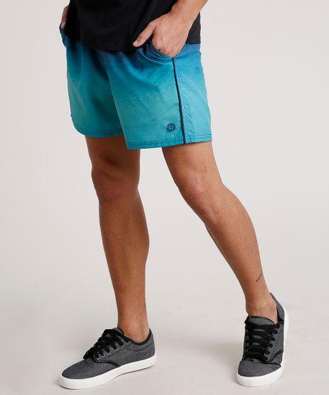 Short-Masculino-Estampado-Degrade-com-Bolsos-Verde-9734059-Verde_1