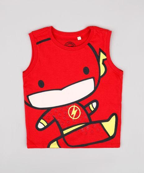 Regata-Infantil-The-Flash-Vermelha-9848349-Vermelho_1