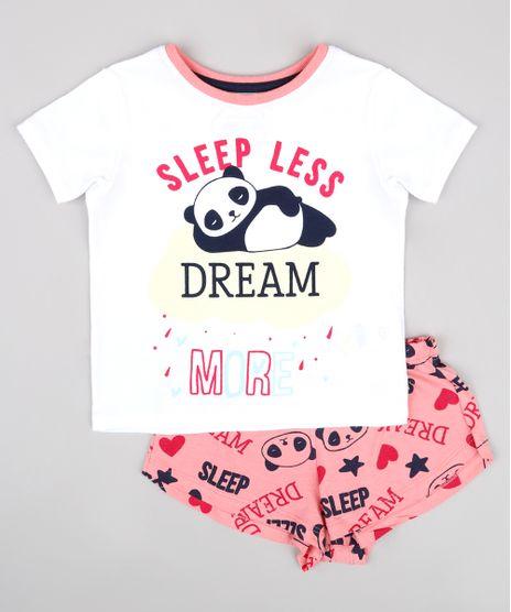 Pijama-Infantil-Panda-Manga-Curta-Off-White-9762301-Off_White_1