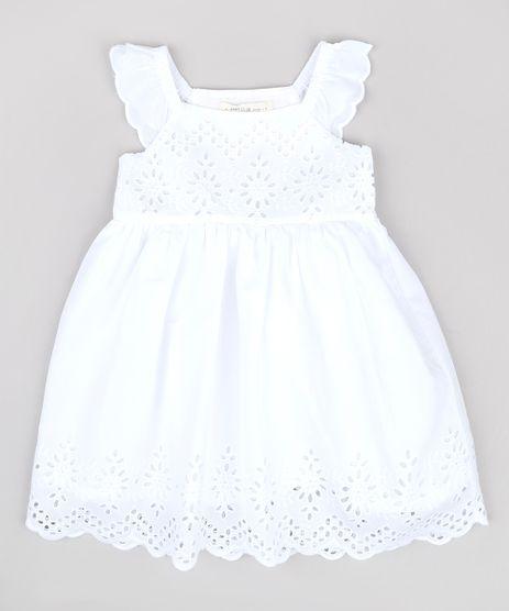 Vestido-Infantil-em-Laise-Sem-Manga-Branco-9676161-Branco_1