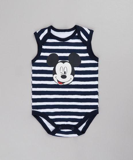 Body-Regata-Infantil-Mickey-Listrado--Azul-Marinho-9685272-Azul_Marinho_1