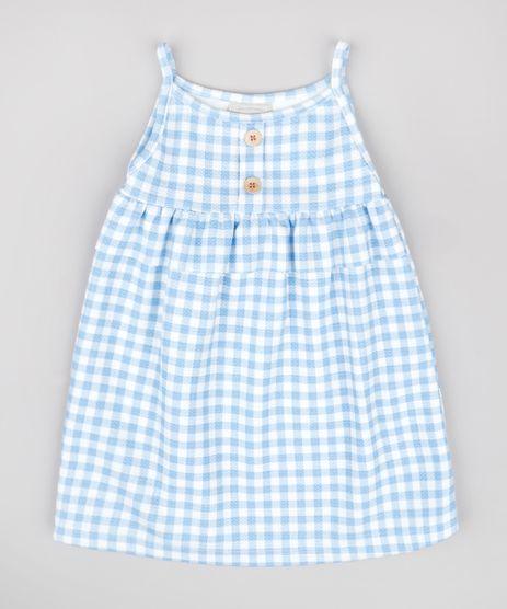 Vestido-Infantil-Estampado-Xadrez-Vichy-com-Babado-Alca-Fina-Azul-Claro-9744274-Azul_Claro_1