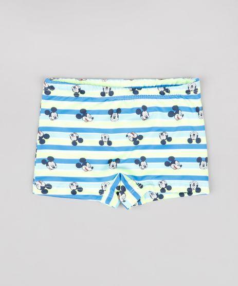 Sunga-Infantil-Boxer-Mickey-Listrada-com-Protecao-UV50--Azul-9772666-Azul_1