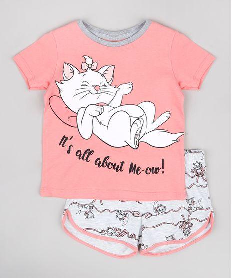 Pijama-Infantil-Marie-Manga-Curta-Rose-9762300-Rose_1