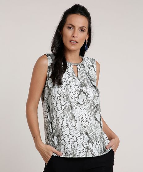 Regata-Feminina-Acetinada-Estampada-Animal-Print-Cobra-com-Corrente-Decote-Redondo-Off-White-9692156-Off_White_1