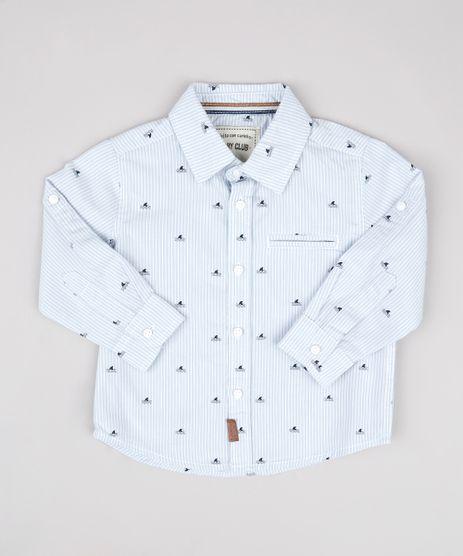Camisa-Infantil-Listrada-Tubaroes-com-Bolso-Manga-Longa-Azul-Claro-9670875-Azul_Claro_1