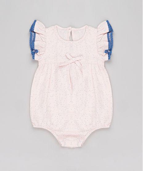 Body-Infantil-Estampado-de-Poa-com-Linho-e-Babado-na-Manga-Rose-9688976-Rose_1