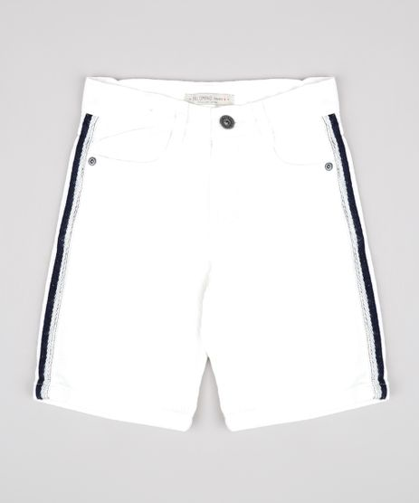 Bermuda-de-Sarja-Infantil-Reta-com-Faixa-Lateral-Off-White-9761837-Off_White_1