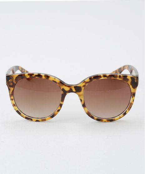 Oculos-Redondo-Feminino-Oneself-Tartaruga-8388837-Tartaruga_1