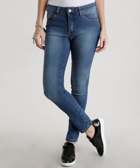 Calca-Jeans-Cigarrete-Azul-Medio-8580885-Azul_Medio_1