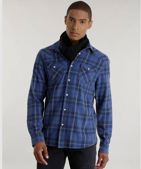 Camisa-Xadrez-Azul-8459946-Azul_1
