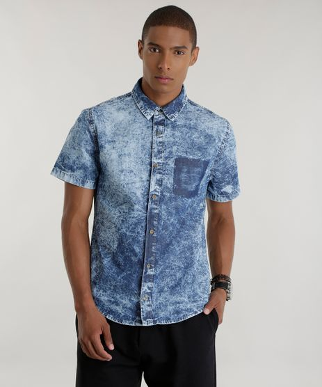 a36df9ded8 Camisa-Jeans-Azul-Medio-8531091-Azul Medio 1