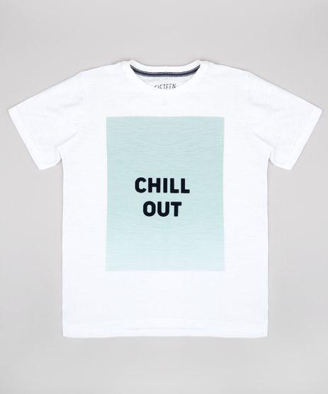 Camiseta-Infantil-Estampada--Chill-Out--Manga-Curta--Off-White-9754736-Off_White_1