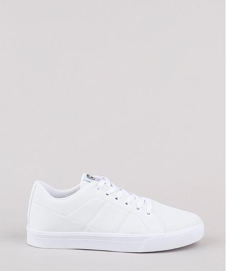 Tenis-Masculino-Ollie-com-Pespontos-Branco-9829983-Branco_1