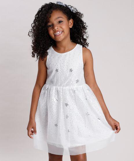 Vestido-Infantil-em-Tule-com-Paete-Sem-Manga-Off-White-9674410-Off_White_1