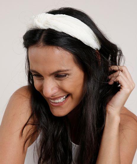Tiara-Feminina-Texturizada-com-No-Off-White-9721554-Off_White_1