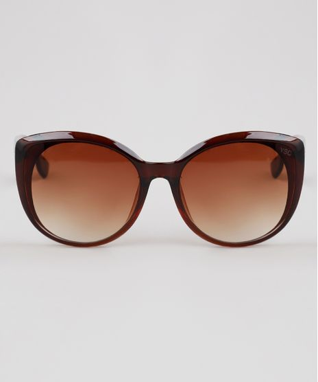 Oculos-de-Sol-Redondo-Feminino-Yessica-Marrom-9874392-Marrom_1