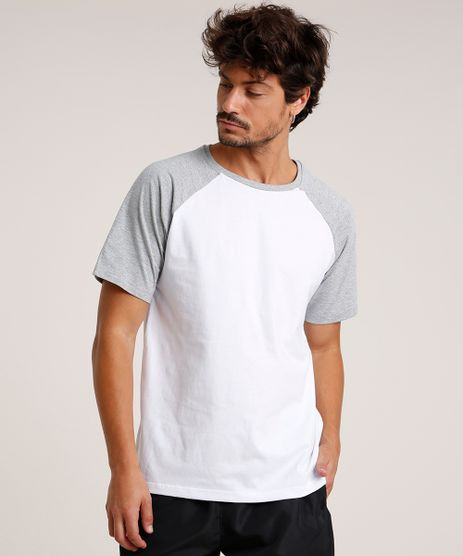 Camiseta-Masculina-Basica-Raglan-Manga-Curta-Gola-Careca-Branca-9396848-Branco_1