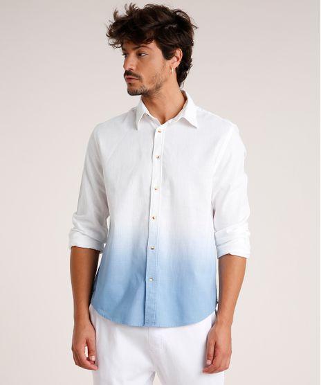 Camisa-Masculina-Tradicional-Degrade-Manga-Longa-Off-White-9723752-Off_White_1