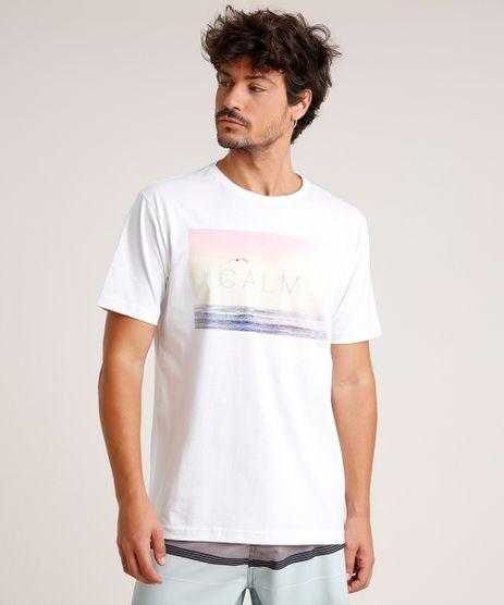 Camiseta-Masculina--Calm--Manga-Curta-Gola-Careca-Off-White-9785980-Off_White_1