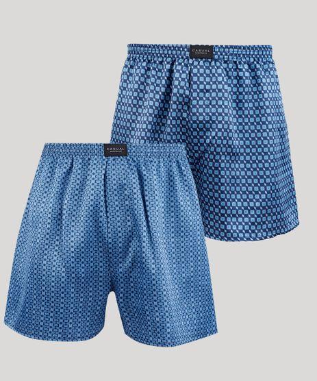 Kit-de-2-Samba-Cancao-Masculinas-Estampadas-Acetinadas-Azul-9860902-Azul_1