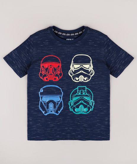 Camiseta-Infantil-Stormtroopers-Star-Wars-Manga-Curta-Azul-Marinho-9758313-Azul_Marinho_1