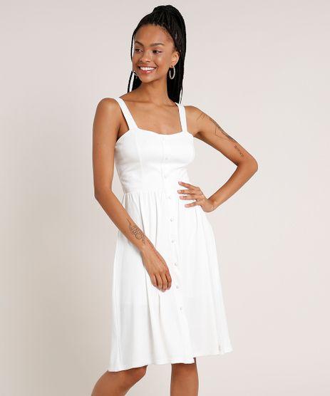 Vestido-Feminino-Midi-com-Botoes-Alca-Media-Off-White-9848658-Off_White_1