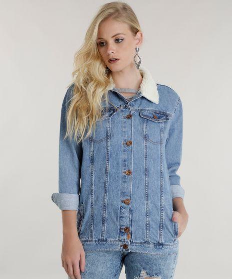 Jaqueta-Jeans-com-Pelos-Azul-Medio-8535668-Azul_Medio_1