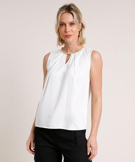 Regata-Feminina-Acetinada-com-Corrente-Decote-Redondo-Off-White-9692157-Off_White_1