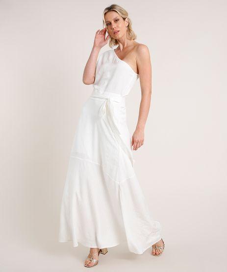Vestido-Feminino-Longo-Um-Ombro-So-Listrado-com-Lurex-Manga-Curta-Off-White-9684039-Off_White_1