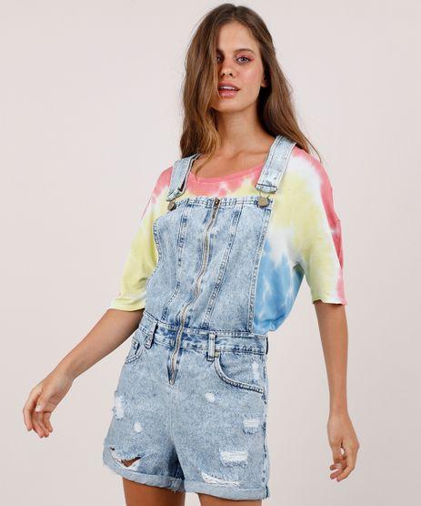 Jardineira-Jeans-Feminina-Blueman-Destroyed-Azul-Claro-9809265-Azul_Claro_1