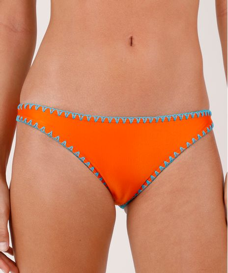Biquini-Calcinha-Blueman-Tanga-com-Croche-Protecao-UV50--Laranja-9733171-Laranja_1