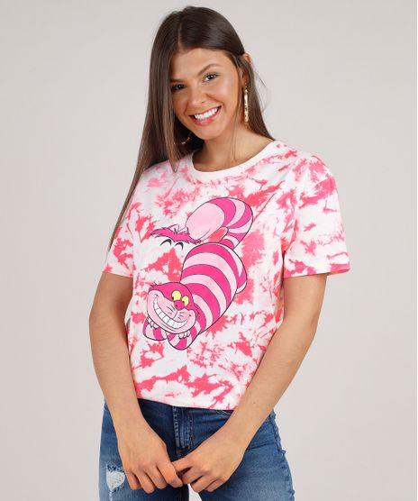 Blusa-Feminina-Gato-de-Cheshire-Alice-no-Pais-das-Maravilhas-Tie-Dye-Manga-Curta-Decote-Redondo-Pink-9797193-Pink_1