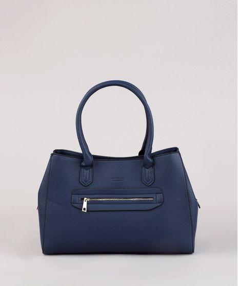 Bolsa-Feminina-Shoulder-Grande-Azul-Marinho-8367824-Azul_Marinho_1
