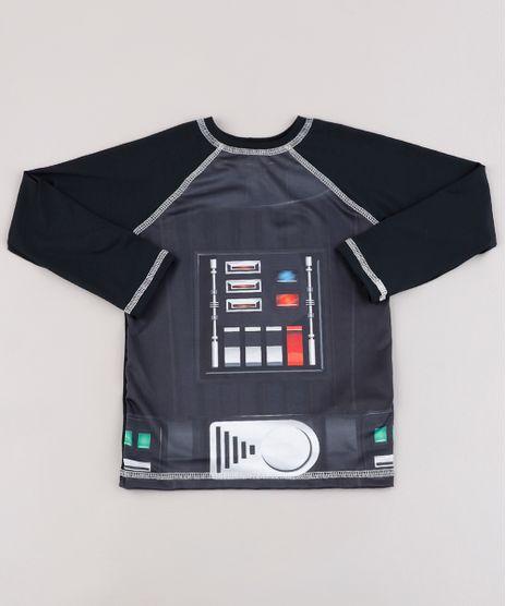 Camiseta-de-Praia-Infantil-Darth-Vader-Star-Wars-Raglan-Manga-Longa-Preta-9804530-Preto_1