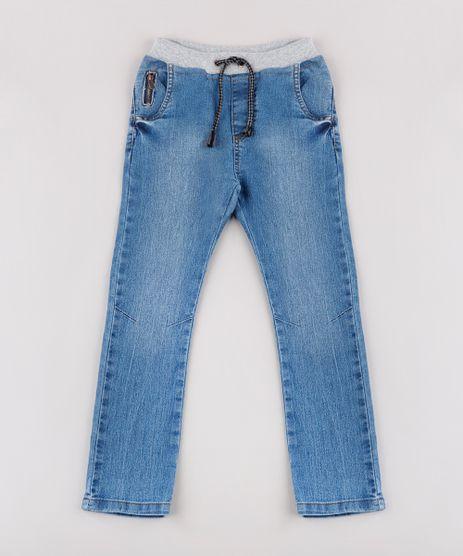 Calca-Jeans-Infantil-Jogger--Azul-Medio-9767889-Azul_Medio_1