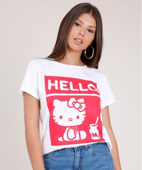 Blusa-Feminina-Hello-Kitty-Manga-Curta-Decote-Redondo-Branca-9850282-Branco_1