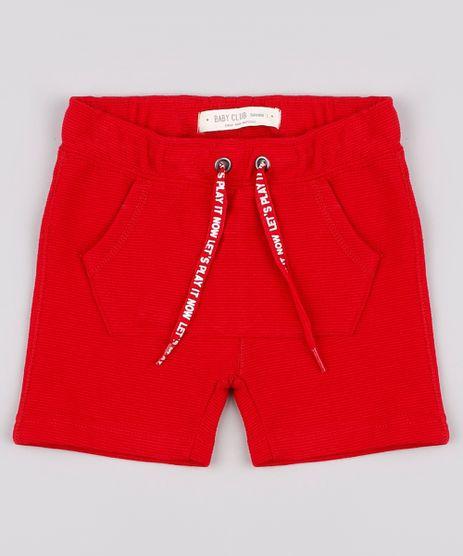 Bermuda-Infantil-Canelada-com-Bolso-Vermelho-9671642-Vermelho_1