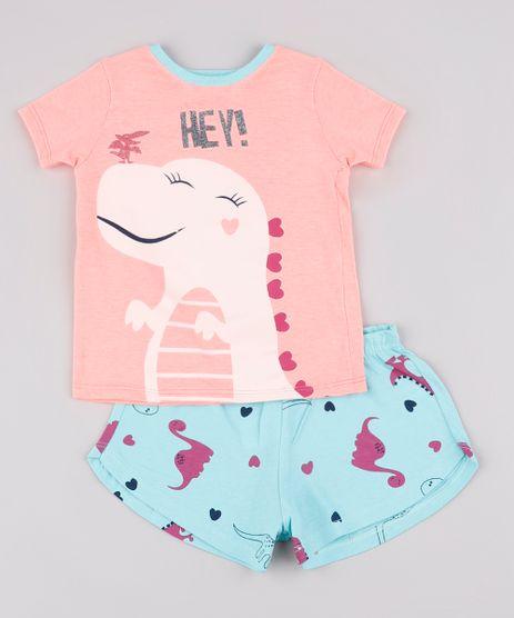 Pijama-Infantil-Dinossauro-Manga-Curta-Rosa-9762476-Rosa_1