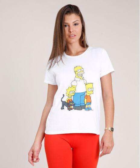 Blusa-Feminina-Os-Simpsons-Manga-Curta-Decote-Redondo-Branca-9779244-Branco_1