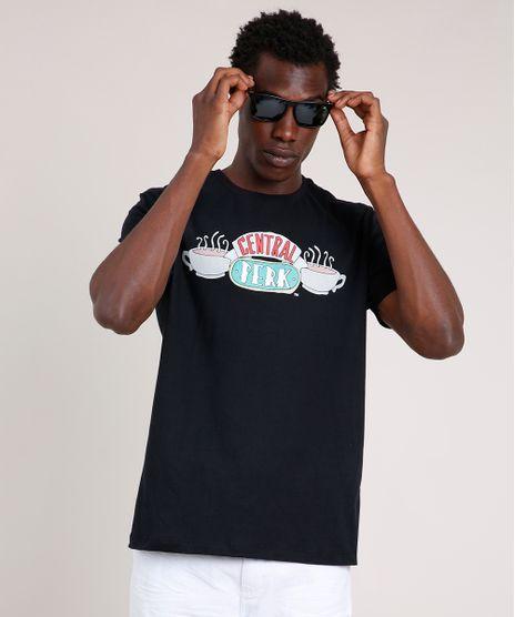 Camiseta-Masculina-Friends-Central-Perk-Manga-Curta-Gola-Careca-Preta-9839528-Preto_1