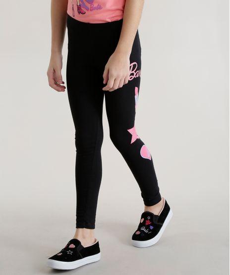 Calca-Legging-Barbie-Preta-8564908-Preto_1