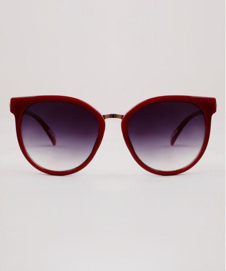 Oculos-de-Sol-Redondo-Feminino-Yessica-Vermelho-9892030-Vermelho_1