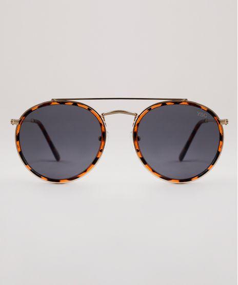 Oculos-de-Sol-Redondo-Feminino-Yessica-Dourado-9891479-Dourado_1