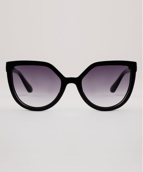 Oculos-de-Sol-Gatinho-Feminino-Yessica-Preto-9891440-Preto_1