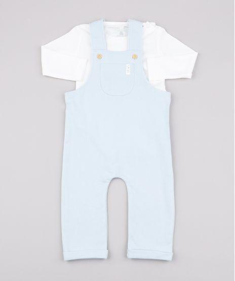 Conjunto-Infantil-de-Jardineira-Azul---Body-Manga-Longa-Off-White-9687947-Off_White_1